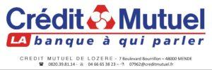 logo crédit mutuel mende