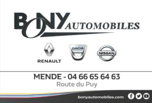 logo bony automobiles