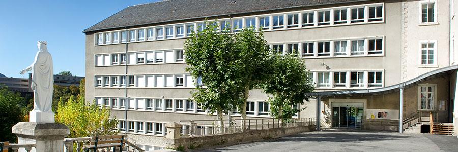 Lycée Notre Dame Mende
